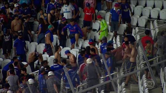 """Ex-goleiro do Corinthians, Johnny Herrera critica polícia de São Paulo: """"Abuso"""""""