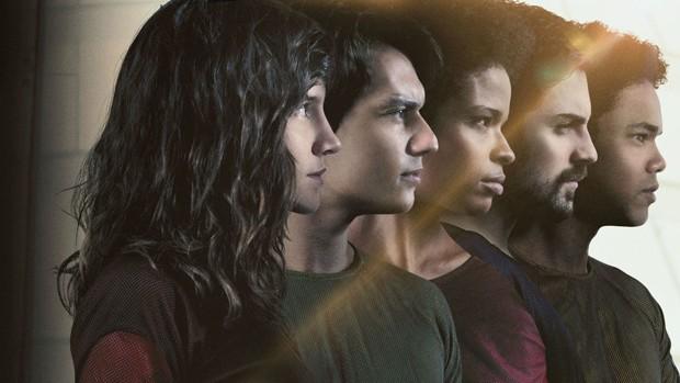 3%, seriado original brasileiro no Netflix (Foto: Divulgação)