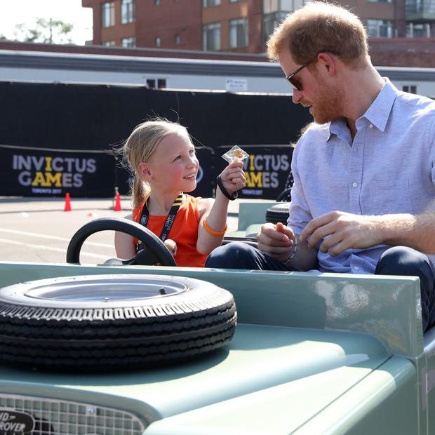 Príncipe Harry (Foto: Getty Images)