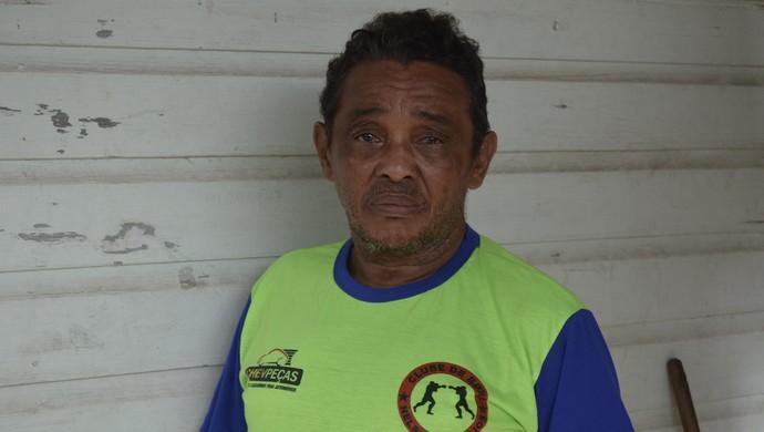 Nelson dos Anjos (Foto: Jonhwene Silva/GE-AP)