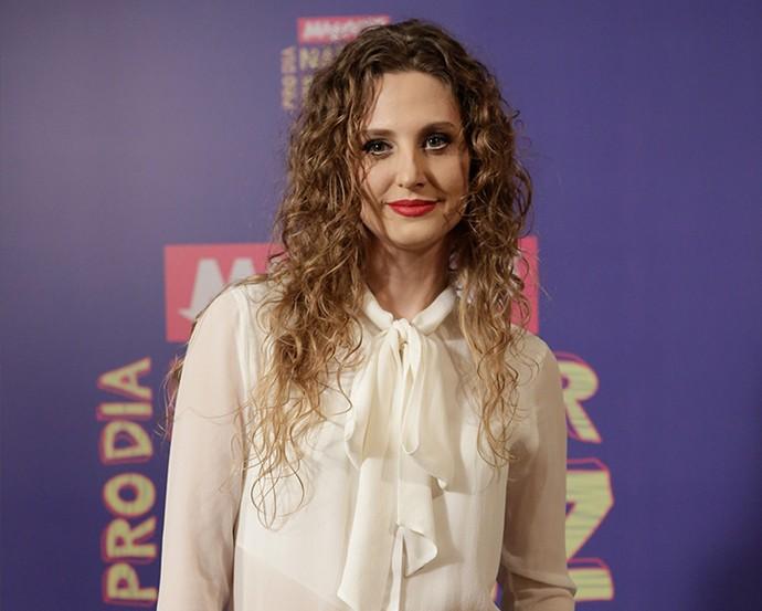 Paula Possani será Tita, namorado do personagem de Marcos Pasquim (Foto: Fábio Rocha/Gshow)
