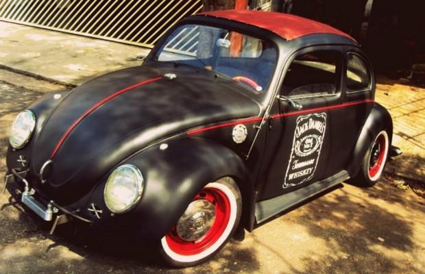 Volkswagen Fusca (Foto: Arquivo Pessoal)