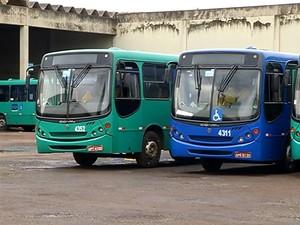 Curso Motorista Treinamento Uberlândia ônibus (Foto: Reprodução/TV Integração)