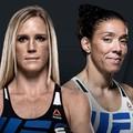 UFC divulga vídeo do UFC 208 com Holly, Spider e Jacaré (Divulgação)