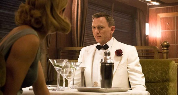 Daniel Craig veste summer Tom Ford em '007 Contra Spectre' (Foto: Divulgação)