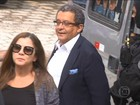 Lava Jato: João Santana e a mulher são levados para carceragem da PF