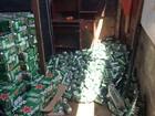 Operação na Pedreira, Zona Norte, recupera carga de cerveja roubada