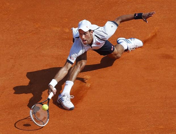 Novak Djokovic oitavas Masters 1000 de Monte Carlo (Foto: Reuters)