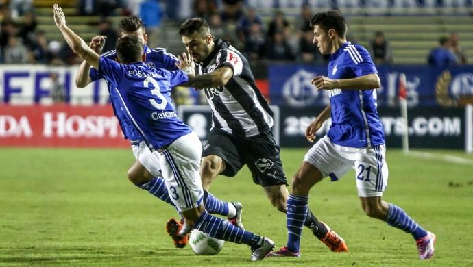 Lucas Pratto, atacante do Atlético-MG (Foto: Bruno Cantini / Atlético-MG)