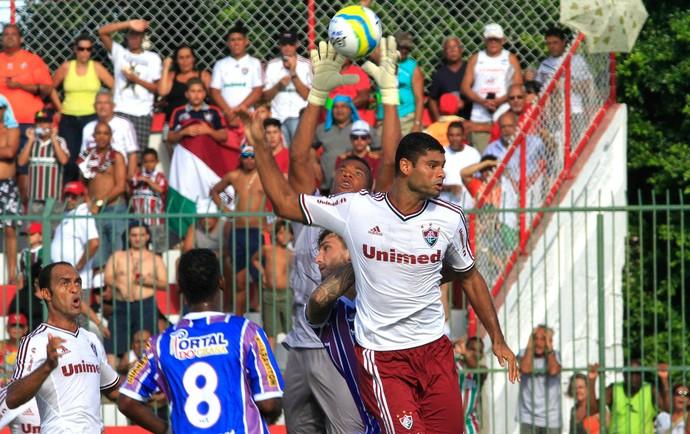 Gum Fluminense x Madureira  (Foto: Nelson Perez / Flickr do Fluminense)