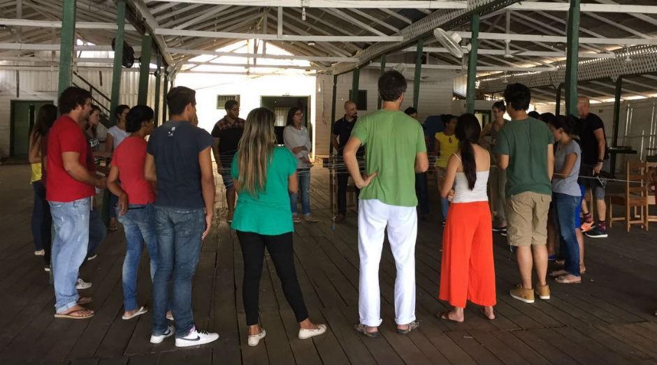 O Programa Nutrindo os Sonhos dos Jovens é parte do Nestlé Global Youth Initiative.  (Foto: Divulgação)