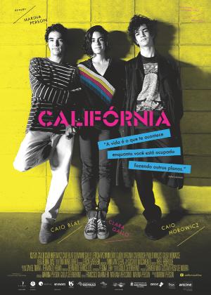 Cartaz de 'Califórnia'