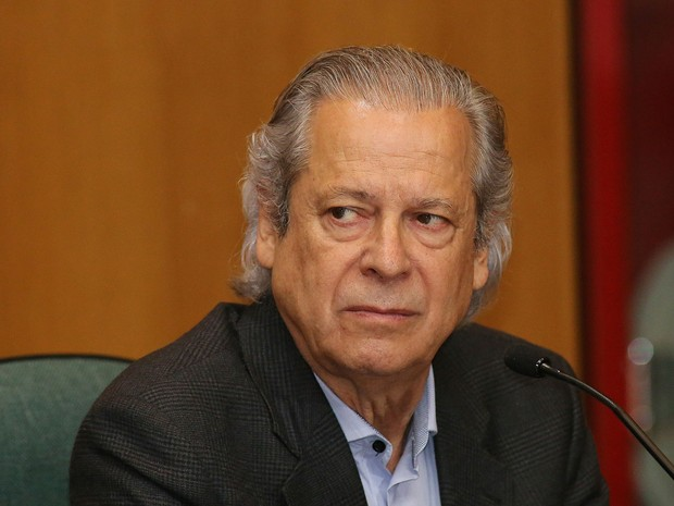 José Dirceu (Foto: Giuliano Gomes/ PRPRESS)
