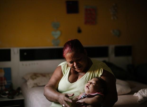 valéria (Foto: microcefalia)