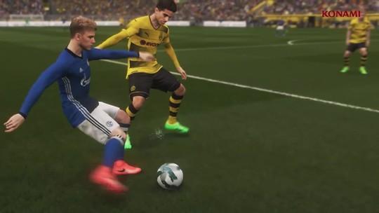 PES 2018 resgata essência do jogo para agradar; veja teste na E3 2017