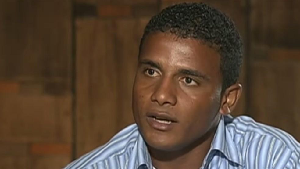 Jorge Luiz Rosa (Foto: Reprodução/TV Globo)