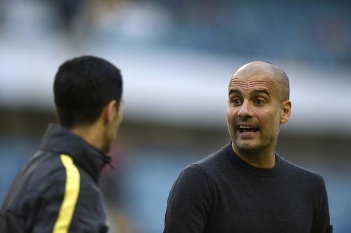 Pep Guardiola técnico Manchester City (Foto: Reuters)
