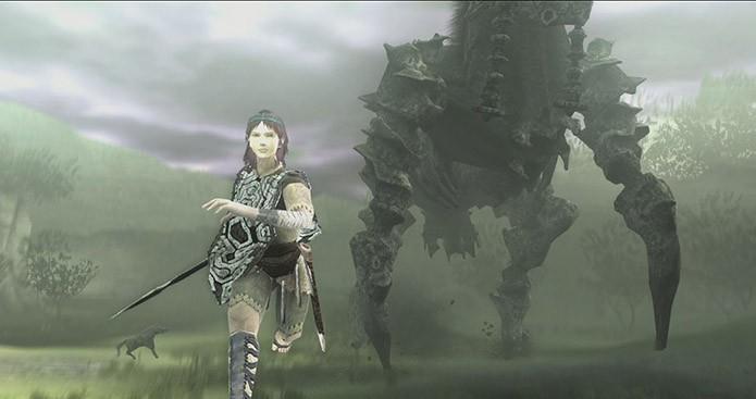 Shadow of the Colossus (Foto: Divulgação)