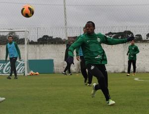 Geraldo Coritiba (Foto: Divulgação / Site oficial do Coritiba)