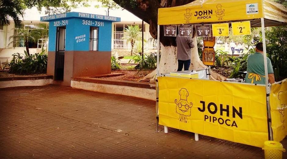 john pipoca (Foto: Reprodução/Facebook)