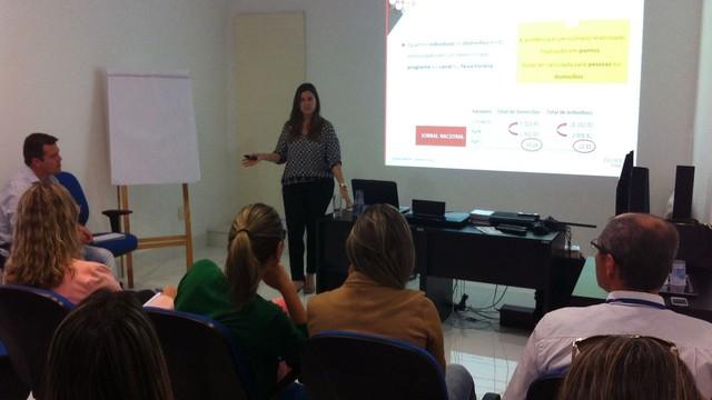 Projeto 'EmFormAção' tem sua segunda edição com treinamento do instituto IBOPE (Foto: Reprodução/Inter TV Cabug)