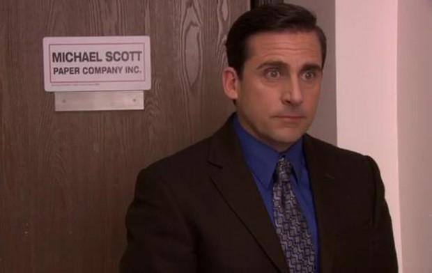 Michael Scott (Foto: Reprodução)