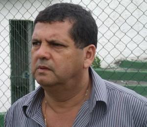 Valdemir Mendes, presidente da Cabofriense (Foto: Andreia Maciel / Divulgação)