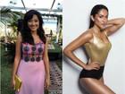Jacqueline Sato conta como perdeu  7cm de quadril e 6cm de cintura; dicas