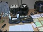 Polícia fecha oficina clandestina e prende suspeitos de roubo na PB
