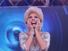 Adriane Galisteu se veste de Hebe Camargo na TV; confira as fotos!