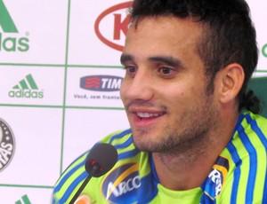 Maikon Leite, Palmeiras (Foto: Diego Ribeiro / Globoesporte.com)