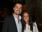 Ricardo Pereira e Francisca Pinto vão a festa no Rio