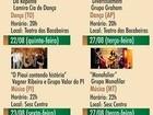 Sesc Amazônia das Artes oferece  espetáculos gratuitos até terça-feira