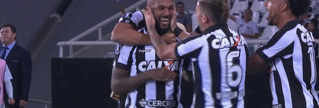 030cb6ce40 Botafogo x Nacional-URU - Taça Libertadores 2017-2017 - globoesporte.com