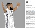 "Após vaias de torcedores, Benzema manda recado: ""Eu nunca abandono"""