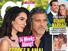 George Clooney e Amal Alamuddin esperam primeiro filho, diz revista