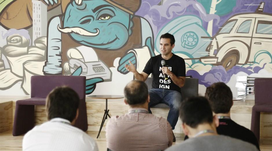 David Véles, fundador e CEO do Nubank (Foto: Divulgação)