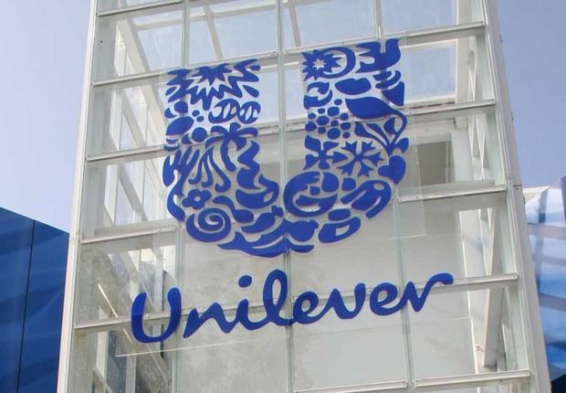 Fachada da Unilever no México (Foto: Reprodução/Facebook)