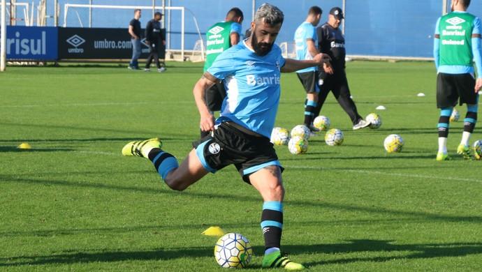 Douglas Grêmio (Foto: Eduardo Moura/GloboEsporte.com)