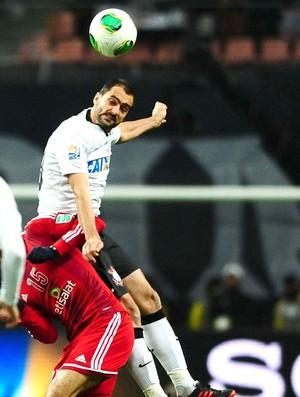 Danilo jogo COrinthians contra Al Ahly Mundial (Foto: Marcos Ribolli / Globoesporte.com)