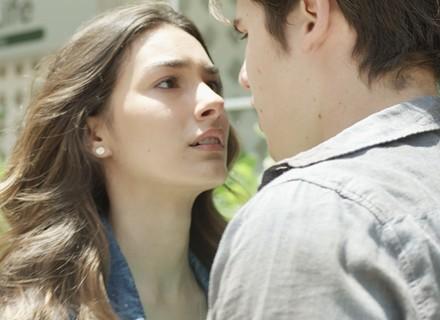 Luciana diz para Rodrigo que foi um erro eles namorarem