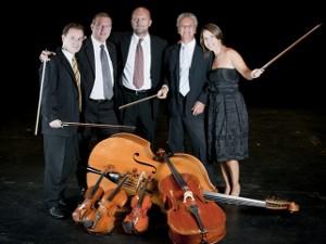 Quinteto de Cordas faz apresentação gratuita em Campinas (Foto: Divulgação / Quinteto de Cordas)