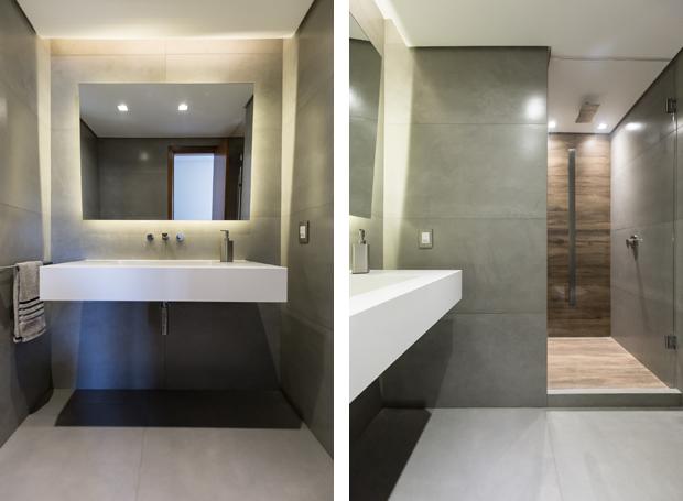 banheiro-social-luxuoso-projeto-bibiana-menegaz (Foto: Marcelo Donadussi/Divulgação)