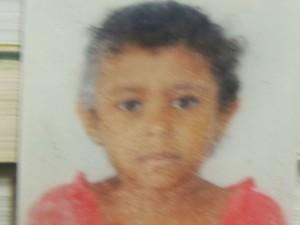 Menina de 11 anos foi morta com um tiro nas costas (Foto: Pedro Carlos Leite/G1)