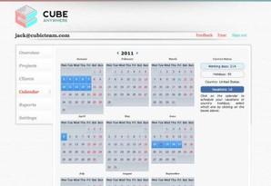 Cube Gestão de Tempo e Despesas