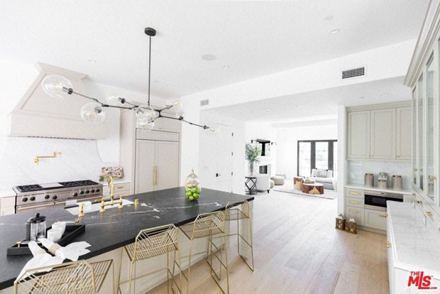 Conheça a nova casa da tenista Serena Williams em Beverly Hills (Foto: Divulgação)