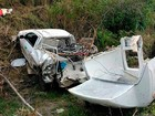 Mães de pacientes morrem em acidente com ambulância na Bahia