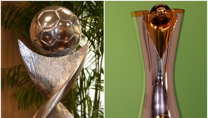 Taça da Série C; Taça da Série D; (Foto: Arte/GloboEsporte.com)