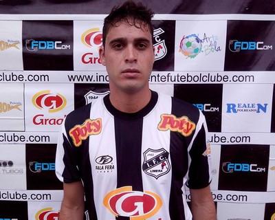 André Mococa Independente-SP Galo (Foto: Divulgação / Independente de Limeira)