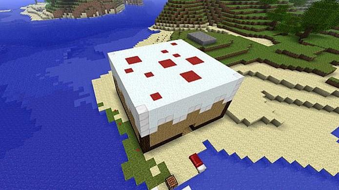 Como Fazer Bolo Em Minecraft Para Recuperar Sua Energia No